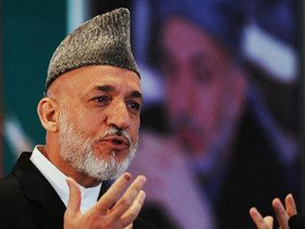 Талибы опровергли сообщения о переговорах с Карзаем