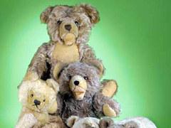 Коллекция плюшевых мишек продана на Christie's за 1,1 миллиона фунтов