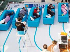В Испании организовали чемпионат по сиесте