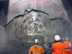 В Швейцарии прокопали самый длинный в мире тоннель