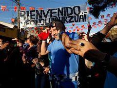 Врачи отпустили домой почти всех спасенных чилийских шахтеров