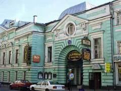 "Реконструкция театра ""Геликон-опера"" приостановлена"