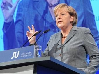 Ангела Меркель. Фото (с)AFP
