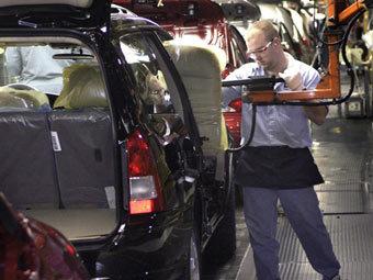 Автомобильное производство в США. Фото ©AFP