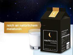 Немецкая фирма придумала ночное молоко