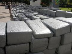 В Мексике изъята крупнейшая партия марихуаны
