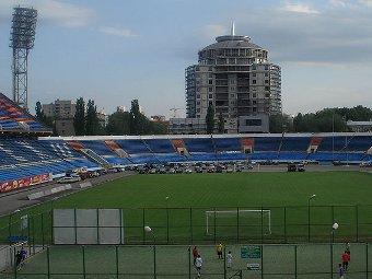 Центральный стадион профсоюзов в Воронеже
