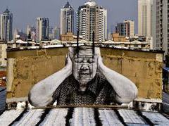 Французский художник-аноним получил премию в 100 тысяч долларов
