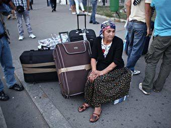 Еврокомиссия простила Франции высылку цыган