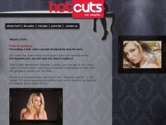 В Австралии открылся салон красоты с полуголыми парикмахершами