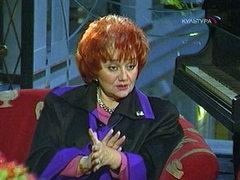Певица Тамара Синявская пострадала в ДТП