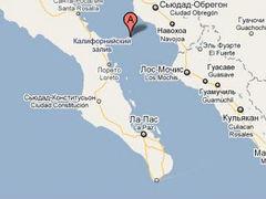 В Калифорнийском заливе произошло сильное землетрясение