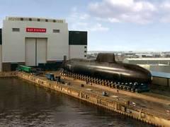 Британскую ядерную субмарину сняли с мели