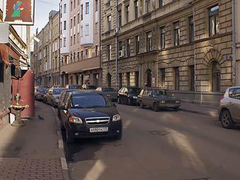 Малый Козихинский переулок. Фото с сайта mosnovostroy.ru