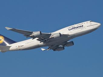 Самолет авиакомпании Deutsche Lufthansa AG. Фото ©AFP