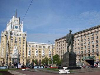 Триумфальная площадь. Фото с сайта moscow-live.ru
