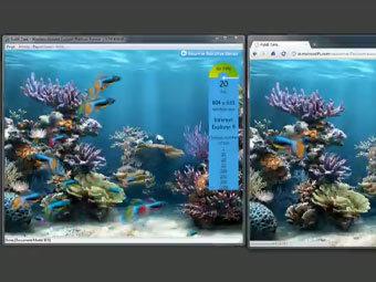 Internet Explorer 9 стал победителем теста на соответствие HTML5