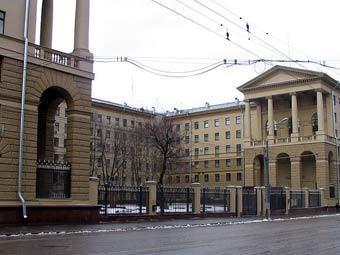Здание ГУВД Москвы. Фото пользователя Andres Rus с сайта wikipedia.org