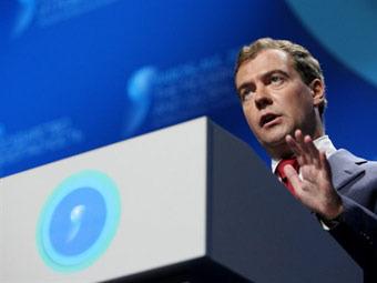 picture Медведев готовится к интернет-приему граждан