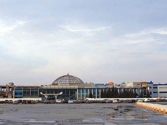 Аэропорт Калининграда. Фото Andrey Fimushkin