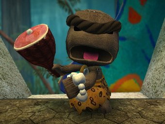 Sony выпустит демо-версию LittleBigPlanet 2