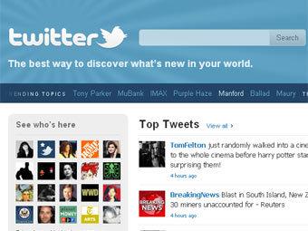 people twitter