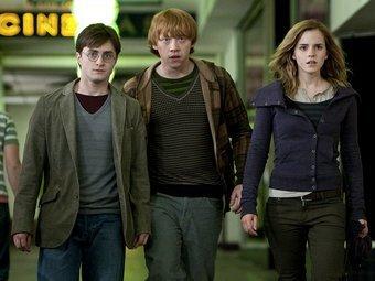 """Кадр из фильма """"Гарри Поттер и Дары смерти"""" с сайта картины"""
