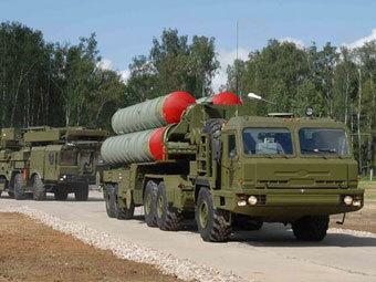 С-400. Фото с сайта pvo.guns.ru