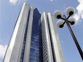 """Здание """"Газпрома"""". Фото ©AFP"""
