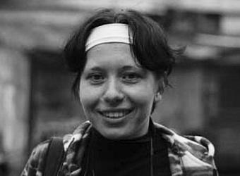 Анастасия Бабурова. Фото с сайта ikd.ru