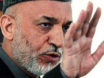 picture В освобождении преступников обвиняют Карзая