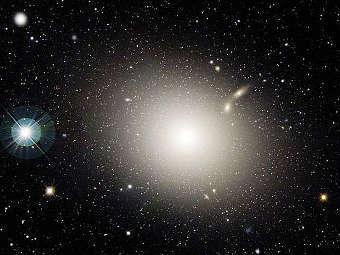 Телескоп диаметром 8000 км