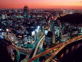 Токио. Фото с сайта nice-japan.ru