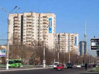 Ташкент. Фото Anton Rakitsky
