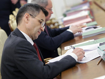 Рашид Нургалиев. Фото с сайта premier.gov.ru