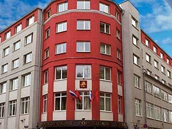 Здание Мосгордумы. Фото с официального сайта