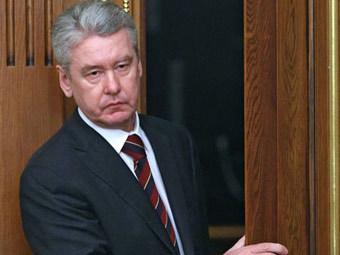 Сергей Собянин. Фото (с)AFP