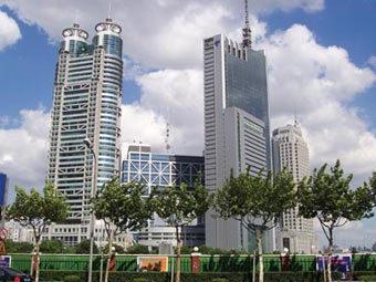 Крупнейшая  в  мире биржа будет располагаться в Шанхае