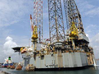 Теперь нефть будут добывать в Гане в промышленных масштабах