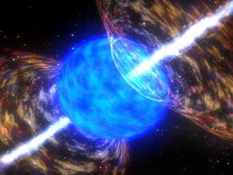 Экстремалы Вселенной