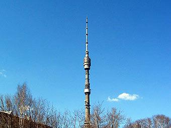 Останкинская башня. Фото с сайта fizteh.ru