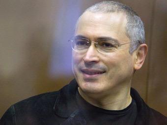 """Михаил Ходорковский. Фото Александра Котомина, """"Лента.Ру"""""""