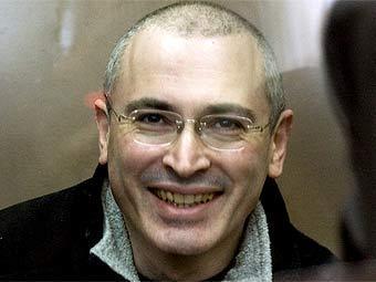 "Михаил Ходорковский. Фото Юрия Тимофеева, ""Радио Свобода"""