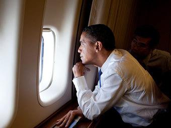 Анонимный роман про Барака Обаму