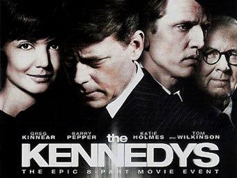"Фрагмент промо-постера сериала ""The Kennedys"""