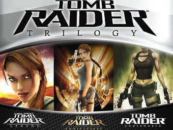 Старые части Tomb Raider переиздадут весной 2011 года