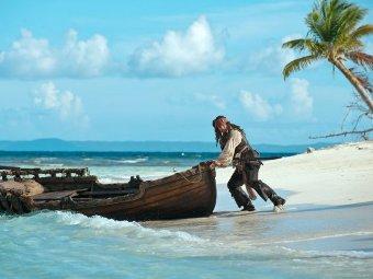 Пираты Карибского моря 4