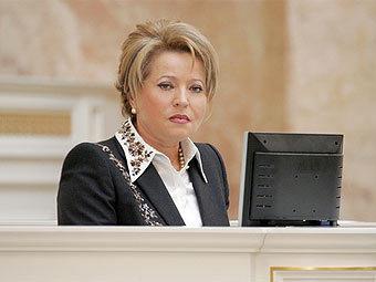 Валентина Матвиенко. Фото с сайта gov.spb.ru