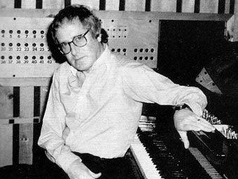 Композитор Джон Барри. Фото с сайта wikipedia.org