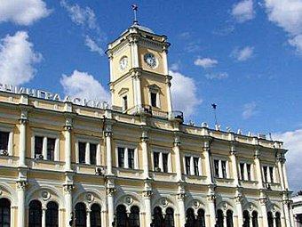 Бомбы на московских вокзалах не обнаружены